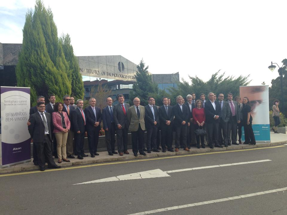 II Reunión de Expertos en Femtofaco - Eurocanarias Oftalmológica