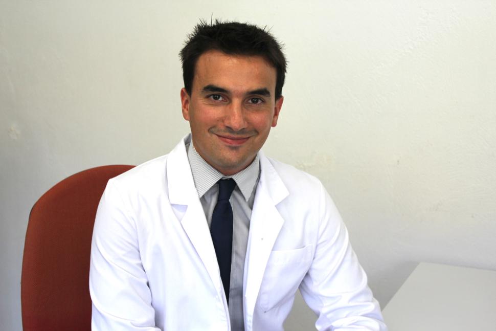 El Dr. Ángel García, en el programa 'Calidad de Vida'