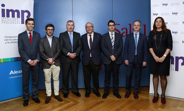 Eurocanarias Oftalmológica participa en el comité científico del primer sello que distinguirá los centros con excelencia en cirugía de cataratas y presbicia