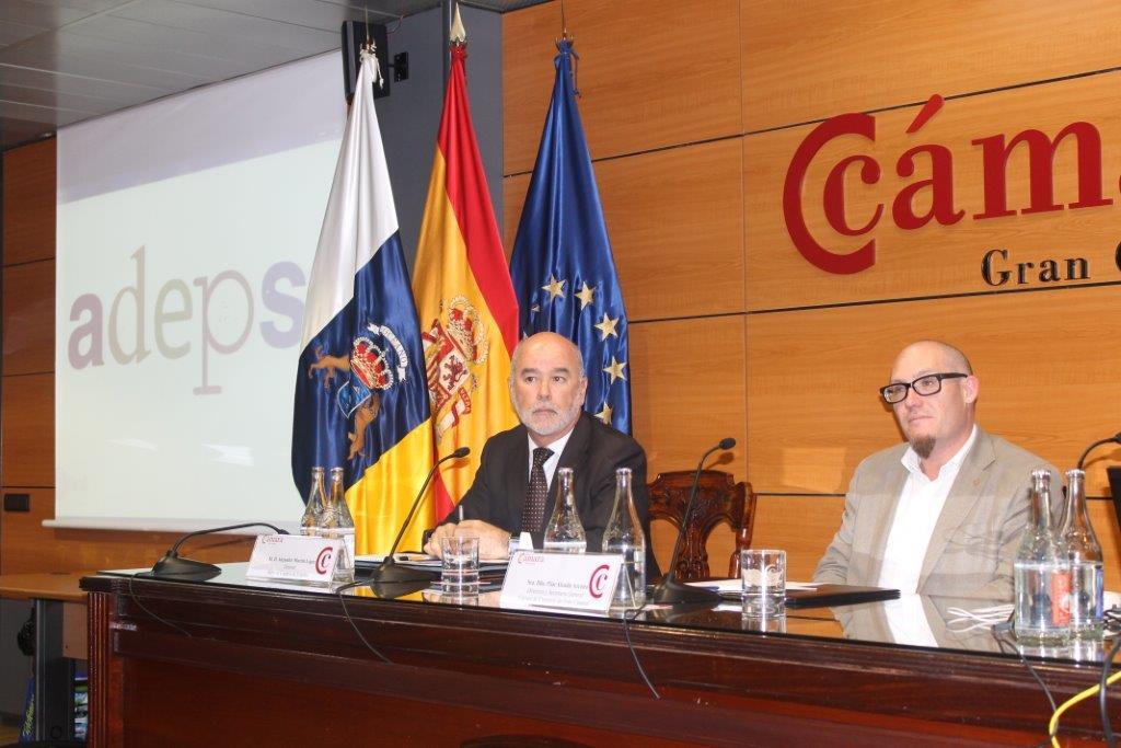 Eurocanarias Oftalmológica participa en unas jornadas sobre fórmulas de integración de discapacitados