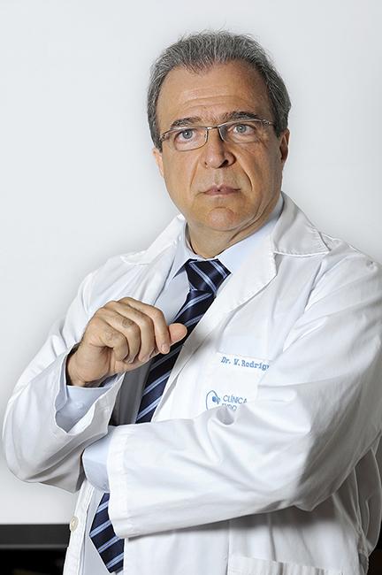 El Dr. Vicente Rodríguez, en el Primer Congreso Latinoamericano Cross Linking Acelerado