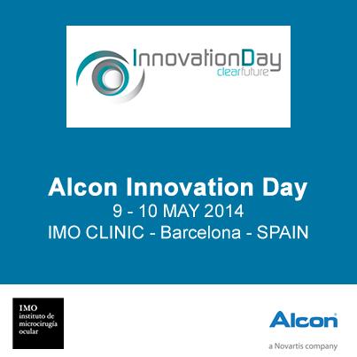 El Dr. Miquel Domingo asiste al Alcon Innovation Day 2014