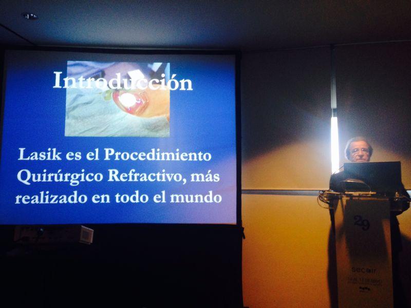 """El Dr. Vicente Rodríguez Hernández elogia """"la máxima excelencia"""" alcanzada en esta edición del Congreso de la SECOIR"""