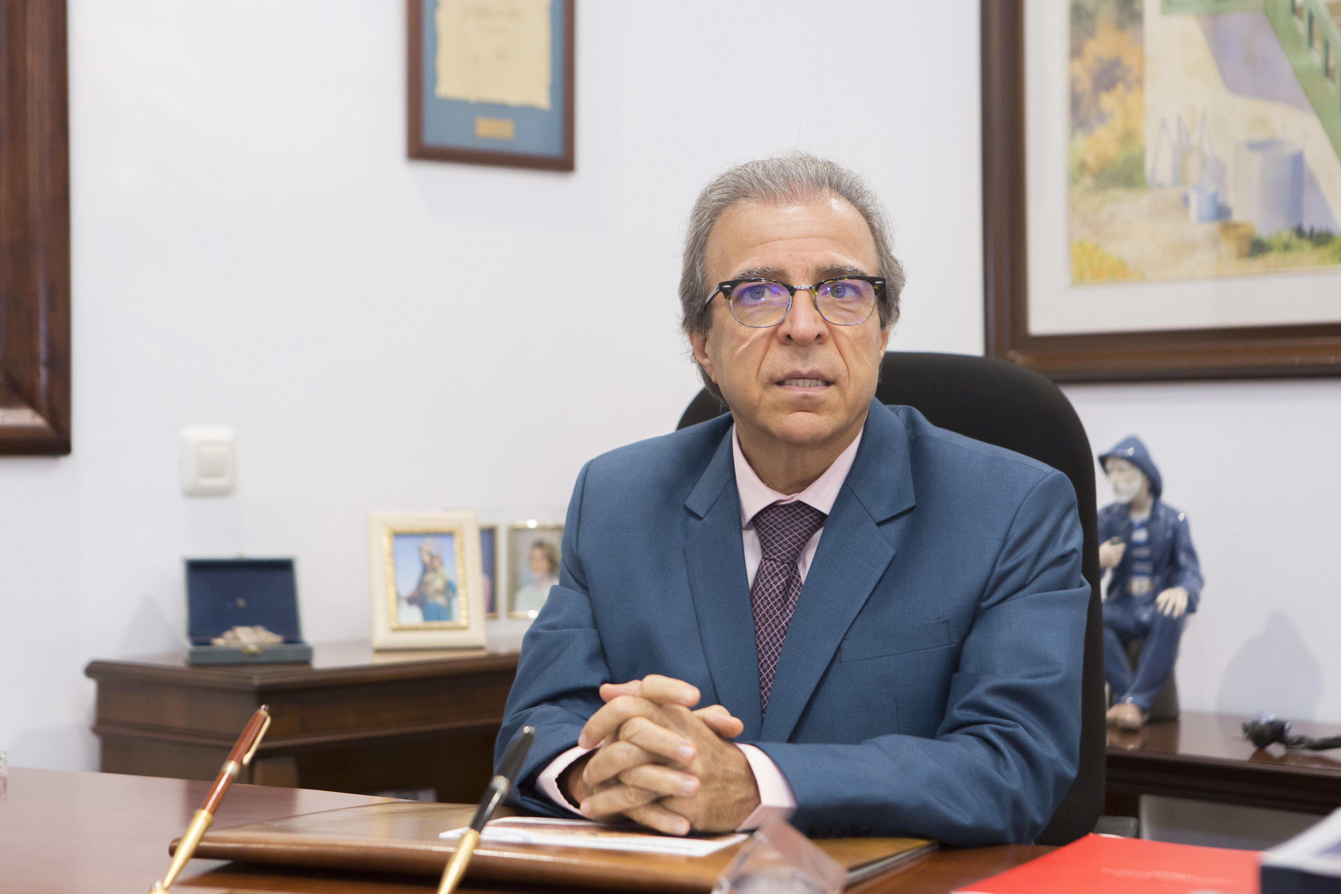El Dr. Vicente Rodríguez participa en el Congreso Anual de la Sociedad Española de Oftalmología