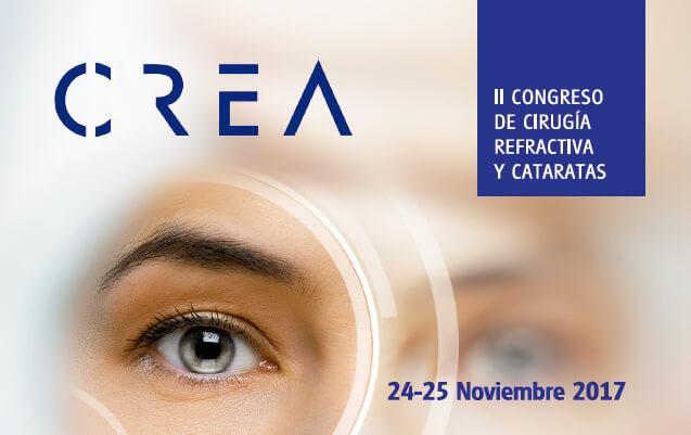 II Congreso de Cirugía Refractiva y Cataratas