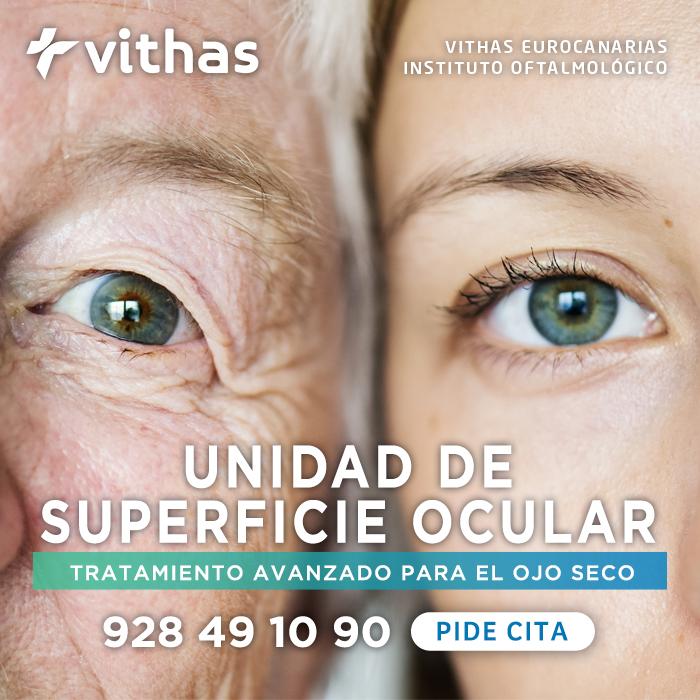 84f9b4bab3 La unidad de Superficie Ocular de Vithas Eurocanarias Instituto  Oftalmológico está formada por un equipo de profesionales que cuentan con  los equipos más ...